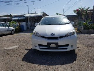 '12 Toyota Wish S for sale in Jamaica
