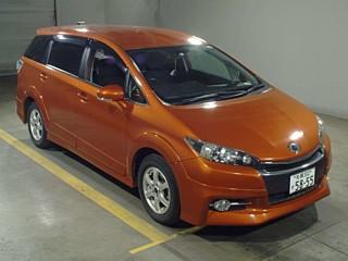 '12 Toyota Wish z for sale in Jamaica
