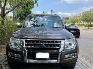 2016 Mitsubishi Pajero GLS for sale in Kingston / St. Andrew, Jamaica