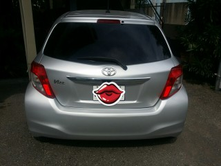 '11 Toyota Vitz for sale in Jamaica