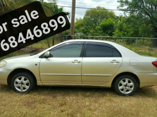 2004 Toyota Corolla Altis for sale in Clarendon, Jamaica