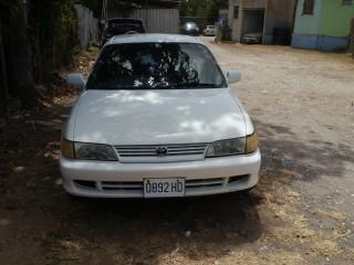 '92 Toyota Corolla for sale in Jamaica