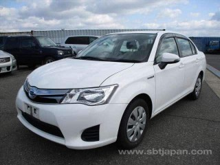 2013 Toyota axio for sale in Westmoreland, Jamaica
