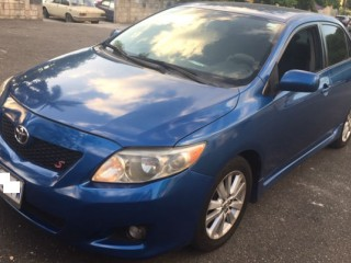 2010 Toyota COROLLA S for sale in Kingston / St. Andrew, Jamaica
