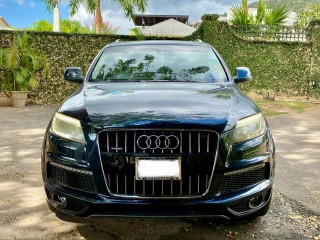 2011 Audi Q7 30T Quattro SLine for sale in Kingston / St. Andrew, Jamaica