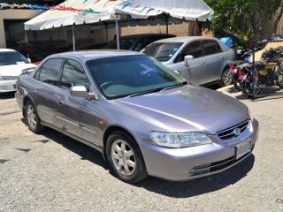 '01 Honda ACCORD for sale in Jamaica