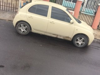 '07 Nissan March for sale in Jamaica