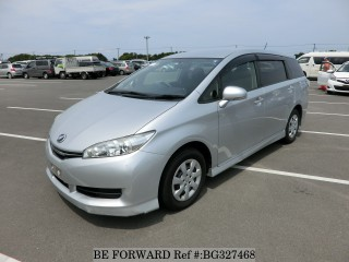 2014 Toyota Wish for sale in Kingston / St. Andrew, Jamaica