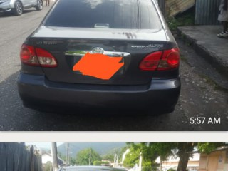 2005 Toyota Altis for sale in Kingston / St. Andrew, Jamaica