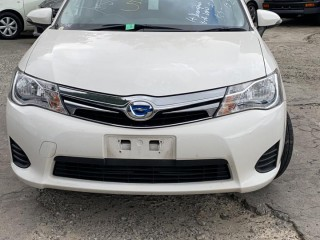 2015 Toyota Corolla Axio for sale in Kingston / St. Andrew, Jamaica