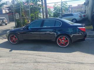 '06 BMW E60 for sale in Jamaica
