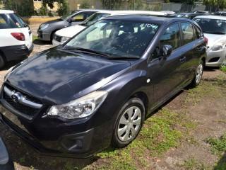 2013 Subaru IMPREZA for sale in Jamaica