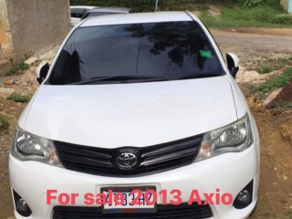 2013 Toyota Axio for sale in Trelawny, Jamaica