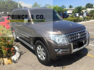 2016 Mitsubishi Pajero for sale in Kingston / St. Andrew, Jamaica