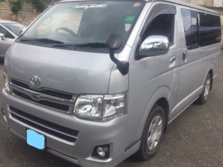 2014 Toyota HIACE SUPER GL for sale in Kingston / St. Andrew, Jamaica