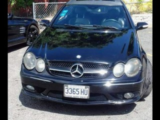 2004 Mercedes Benz CLK 500 for sale in Kingston / St. Andrew, Jamaica