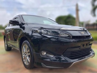 2016 Toyota Harrier for sale in Manchester, Jamaica