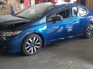 2014 Honda CIVIC TOURING for sale in Manchester, Jamaica