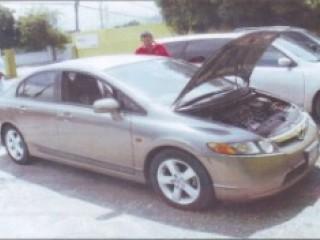 '07 Honda Civic for sale in Jamaica