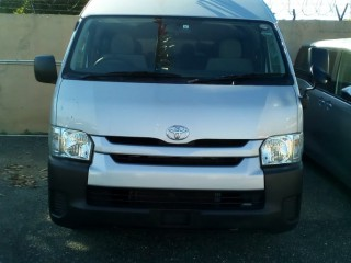 2015 Toyota Hiace for sale in Jamaica
