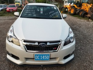 2013 Subaru Legacy Eye Sight STI for sale in Jamaica