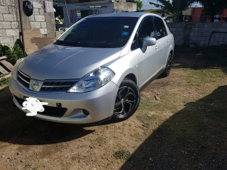 '11 Nissan Tiida for sale in Jamaica