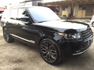 2016 Land Rover Range Tover HSE for sale in Jamaica