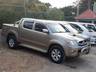 '11 Toyota Hilux for sale in Jamaica