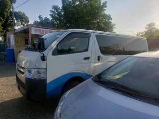 2015 Toyota Hiace 4x4 for sale in St. Elizabeth, Jamaica