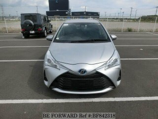 '17 Toyota Vitz for sale in Jamaica