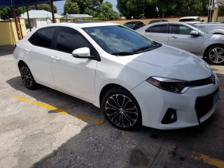 2016 Toyota Corolla S for sale in Kingston / St. Andrew, Jamaica