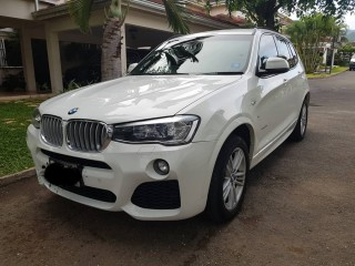 '15 BMW X3 for sale in Jamaica