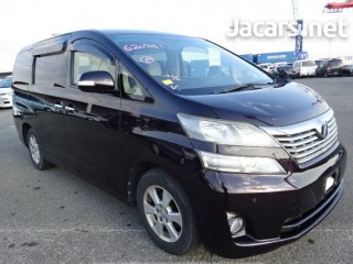 2011 Toyota Vellfire Alphard for sale in Kingston / St. Andrew, Jamaica