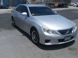 2010 Toyota Mark X for sale in Jamaica