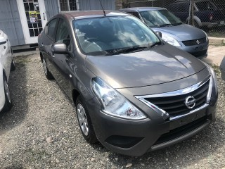 '15 Nissan Latio for sale in Jamaica