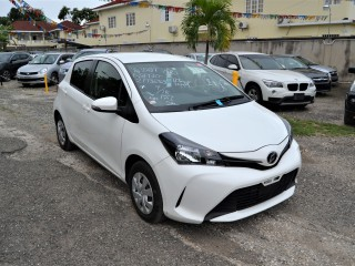 2016 Toyota Vitz for sale in Kingston / St. Andrew,