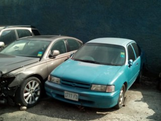 '94 Toyota Tercel for sale in Jamaica
