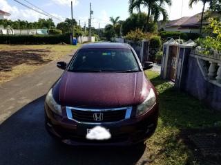 '08 Honda Accord for sale in Jamaica