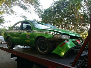 '94 Toyota Sprinter for sale in Jamaica