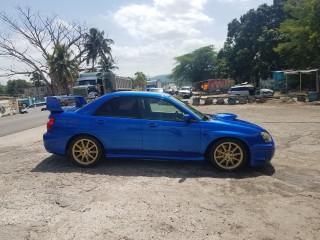 '05 Subaru WRX STI for sale in Jamaica