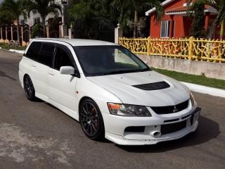 '05 Mitsubishi Evolution for sale in Jamaica