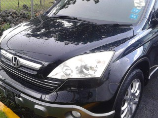 '07 Honda CRV for sale in Jamaica