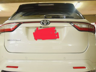 2019 Toyota Harrier for sale in Kingston / St. Andrew,