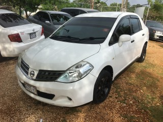 2011 Nissan Tiida for sale in Manchester, Jamaica