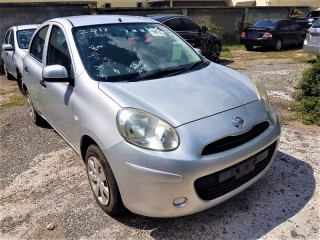 '13 Nissan MARCH for sale in Jamaica