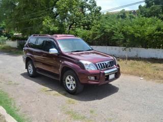 '05 Toyota PRADO vx for sale in Jamaica