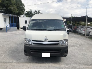 2013 Toyota HIACE VAN for sale in Kingston / St. Andrew, Jamaica