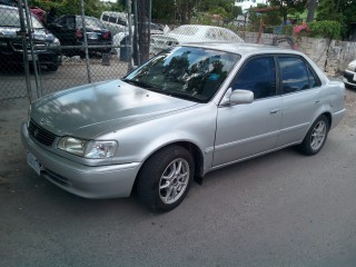 '00 Toyota Corolla for sale in Jamaica