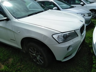 '13 BMW X3 for sale in Jamaica