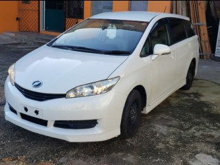 2014 Toyota Wish for sale in Manchester, Jamaica